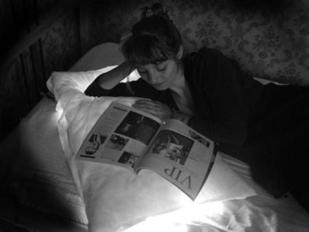 Подушка со светом Luminube