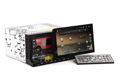 Мультимедийная система Car4G Edge II не даст скучать в пробке