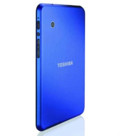 Новинка от Toshiba – планшет AT330