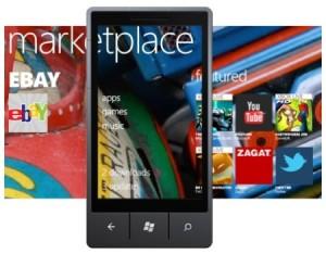 В Windows Phone Marketplace стало более 80.000 различных приложений