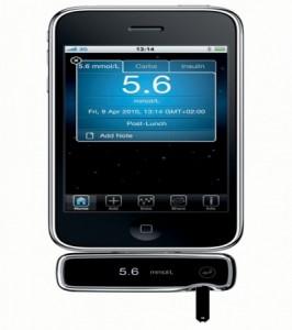 Глюкометр для устройств на iOS