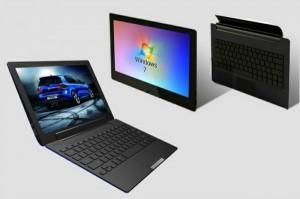 Ультрабук-планшет от CZC Tech