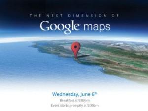 """Карты """"нового измерения"""" от Google"""