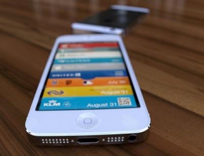 В новом iPhone 5 будет новый разъем