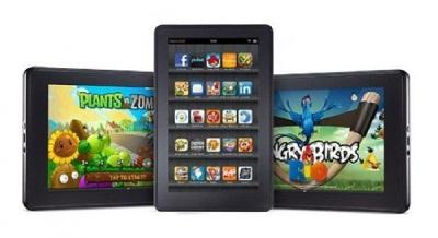 Kindle Fire 2 выйдет уже в августе