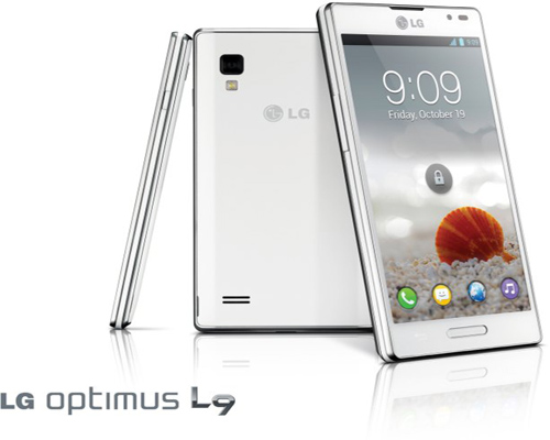 Новый флагман Optimus L9 от LG