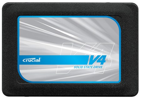 Компания Сruсiаl выпускает в продажу новый SSD v4