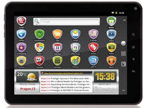 Планшет MultiPad 5080 от Prestigio
