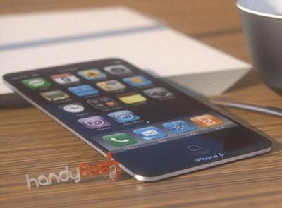 «Игрушка» мечты – «iPhone 5»