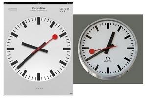 Apple обвиняют в копировании дизайна часов