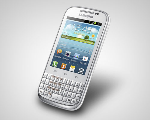 Samsung ChatON: в социальных сетях