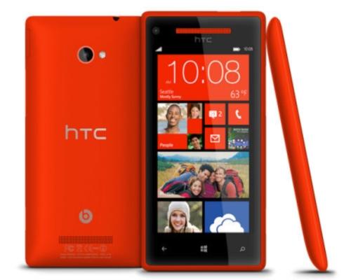 HTC и Microsoft презентовали новый смартфон