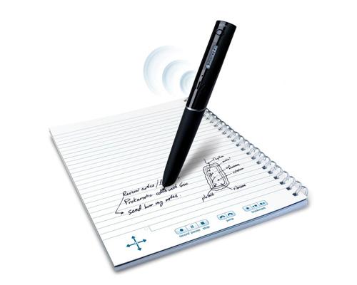Livescribe протянула миру новую ручку