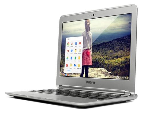 Chromebookот Samsungи Google