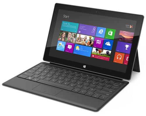 Surface от Майкрософт – первые впечатления