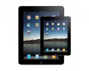 "Начались продажи планшетника ""iPad mini"""