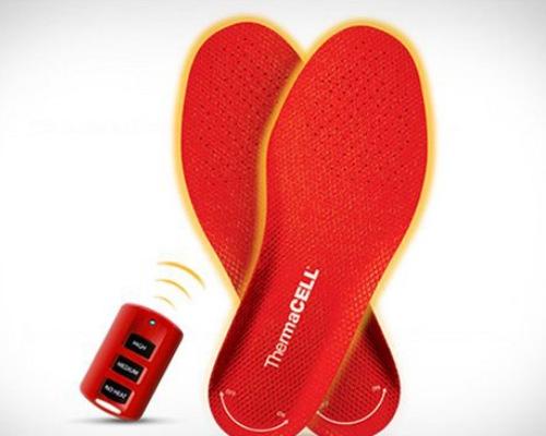 Технологии на страже тепла ваших ног