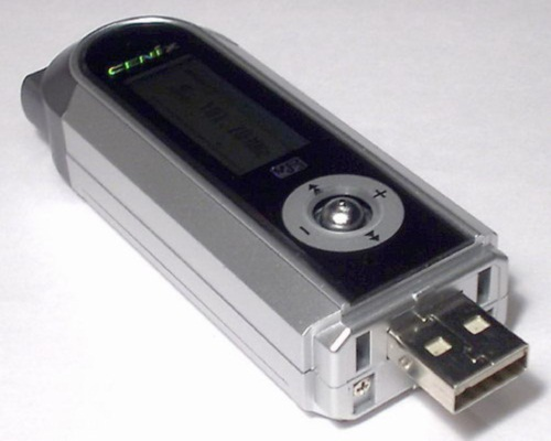 USB-микрофон в виде флешки