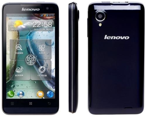 Знакомьтесь - новый Р770 от Lenovo