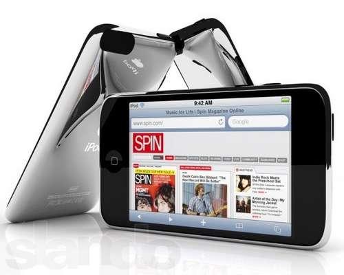 Почему стоит выбрать именно iPod Touch?