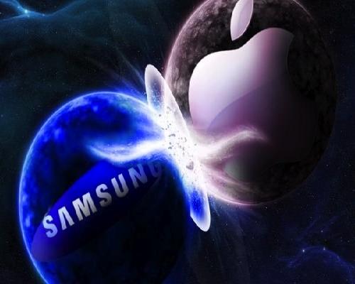 Противостояние Apple и Samsung