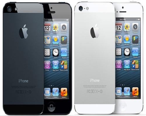 """У гаджета iPhone 5 обнаружился маленький """"грешок"""""""