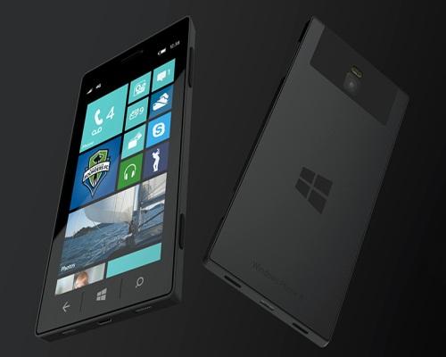 Первый телефон от Microsoft