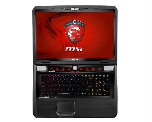 Новый лэптоп от компании MSI