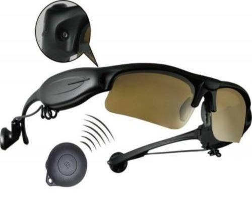 Гибрид солнечных очков и видеокамеры