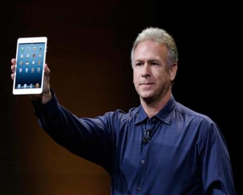 Apple выпустила новый iPad mini