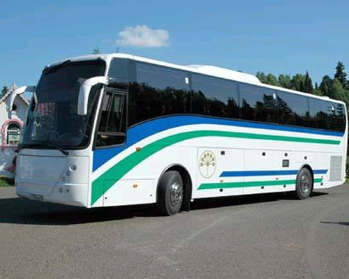 В Ростове появились автобусы с гаджетами