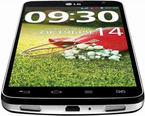 LG показали свой новый планшетофон