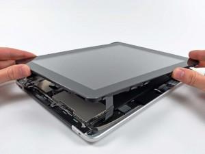 Особенности ремонта iPad