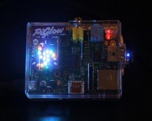 Светодиодный «детектор МКС»