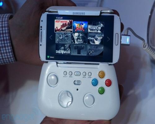 Новый контроллер от Samsung для игроманов