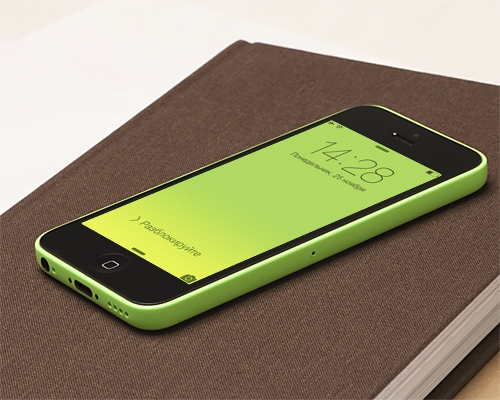 Apple презентовала iPhone 5c