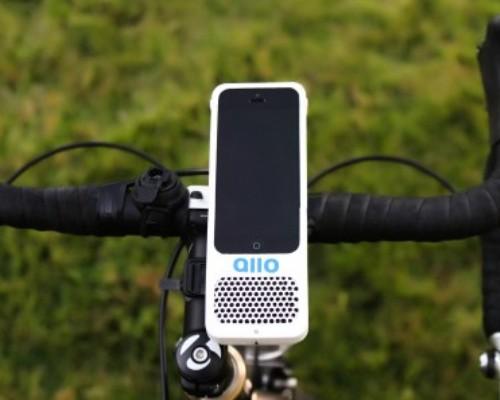 Allo —  нужный аксессуар для велосипедистов