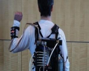 Создан прототип рабочего экзоскелета