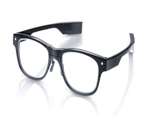 «Умные» очки Meme от компании Jins