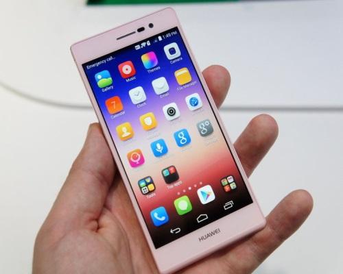 Huawei Accend P7 доступен для предзаказа