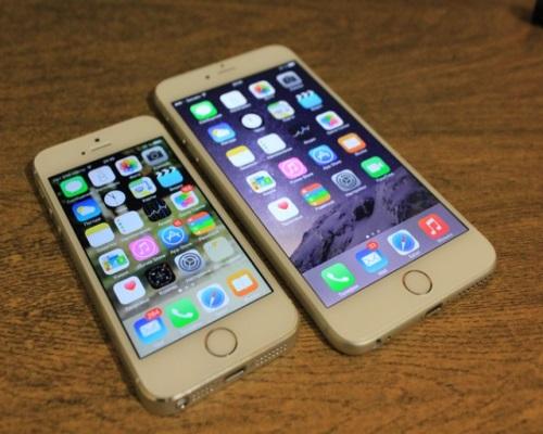 iPhone 6 Plus: первые реальные впечатления