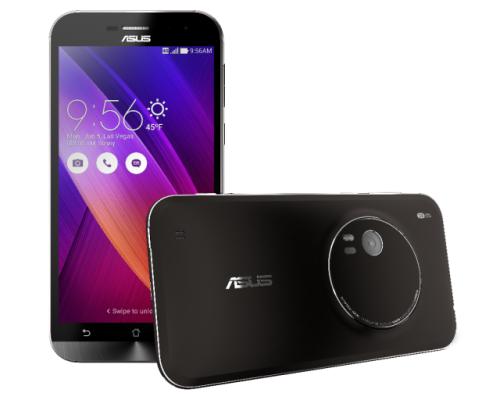 Представлен смартфон с 3-х кратным зумом