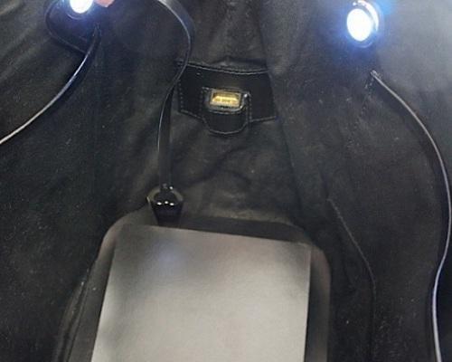 Сумка с зарядным устройством от Leoht