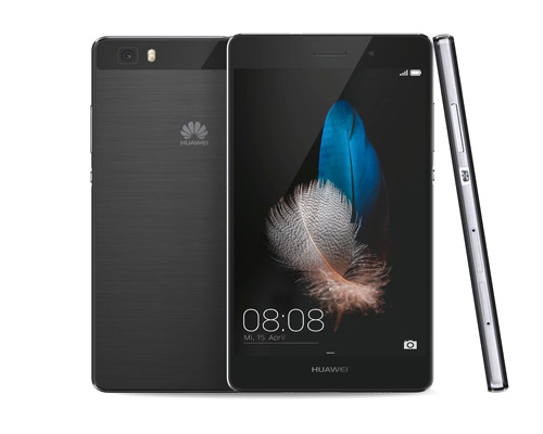 Huawei представила лайт-версию P8