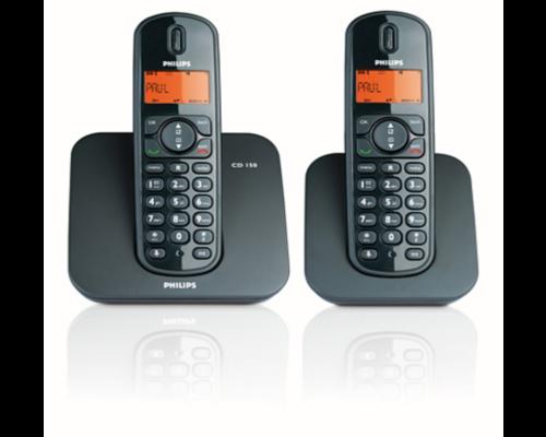 Серия беспроводных телефонов  от  Philips