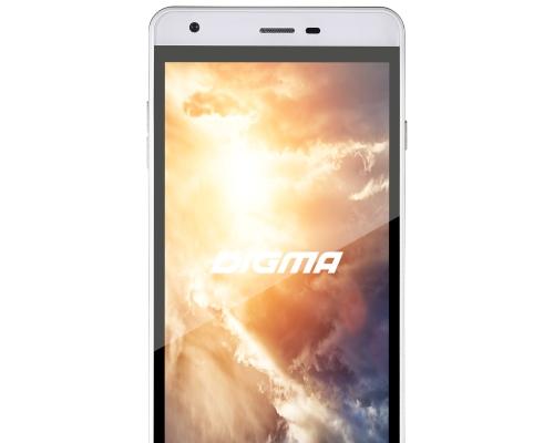"DIGMA VOX S505 3G — недорогой 5"" смартфон"
